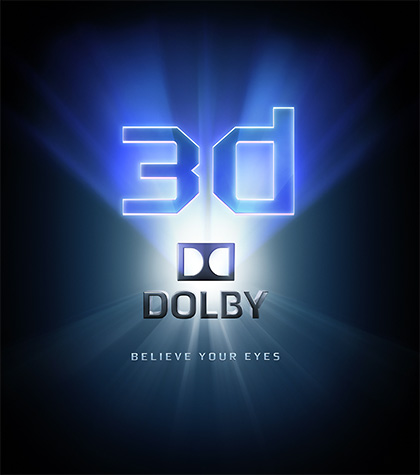 dolby cinema 3D