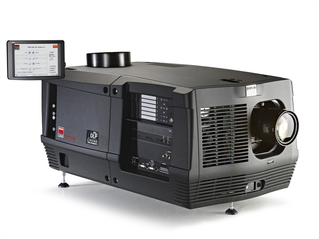 Barco Digital Cinema Projector