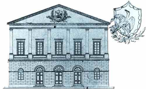bozzetto teatro dante sansepolcro