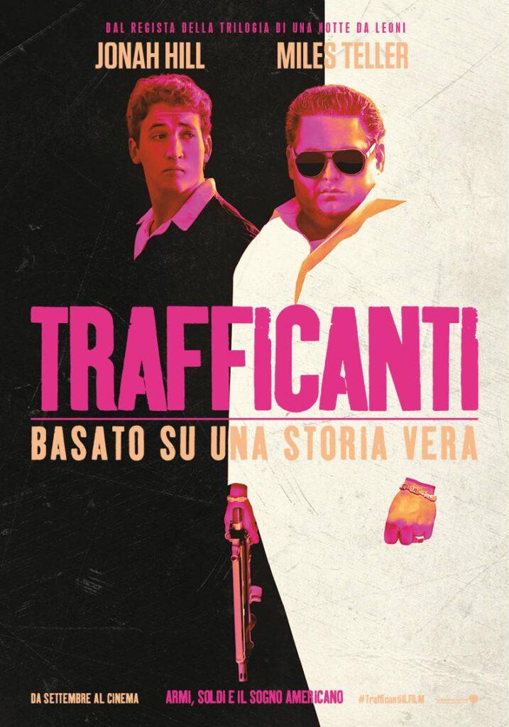 trafficantiposter