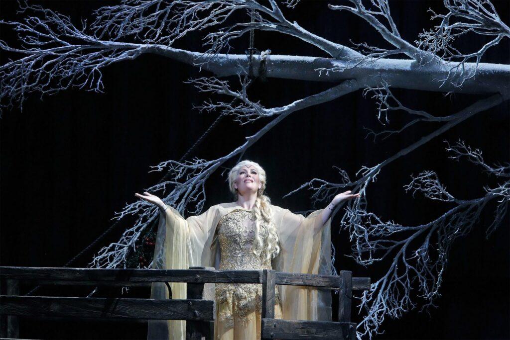 Sondra Radvanovsky interpreta Norma di Vincenzo Bellini