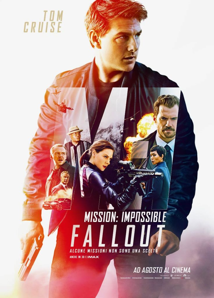 Mission: Impossibile - Fallout poster