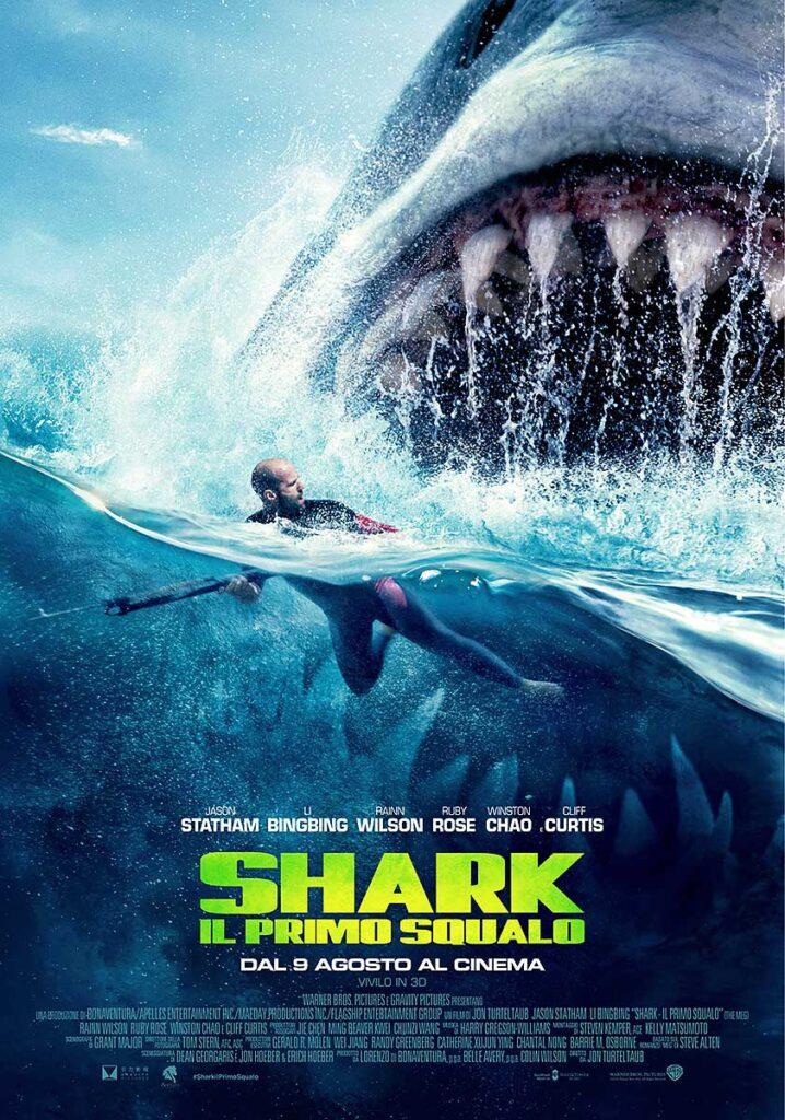 Shark - Il Primo Squalo poster