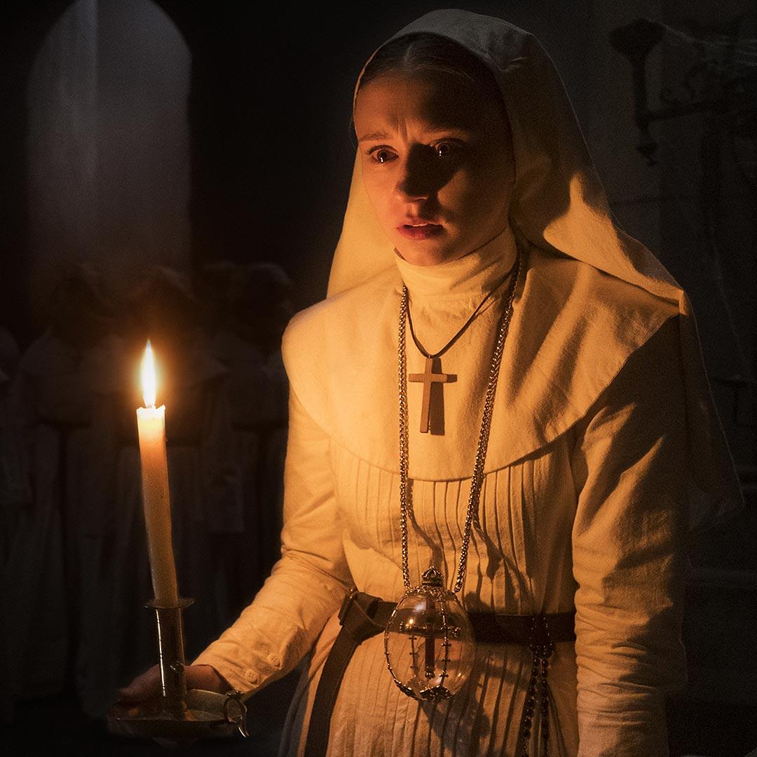 The Nun Taissa Farmiga