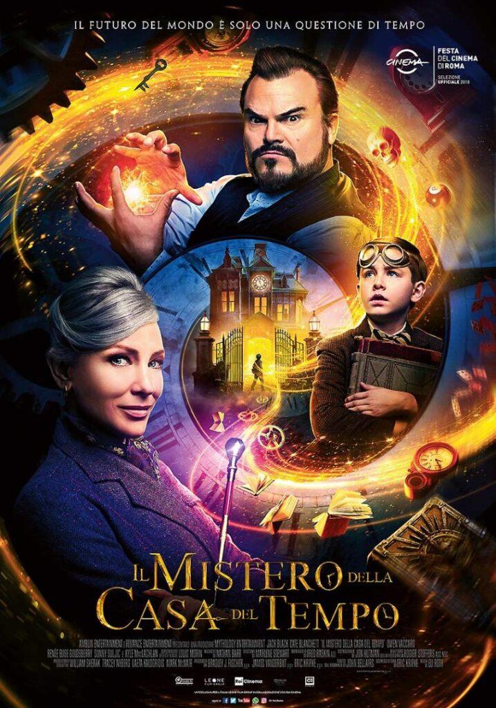 Il Mistero della Casa del Tempo poster