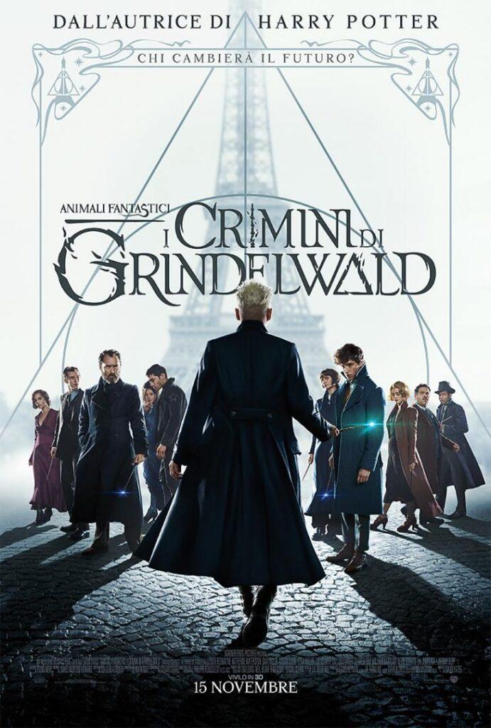 Animali Fantastici 2 - I Crimini di Gridelwald poster