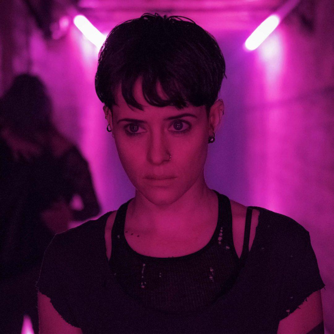 Millennium - Quello che non uccide Claire Foy