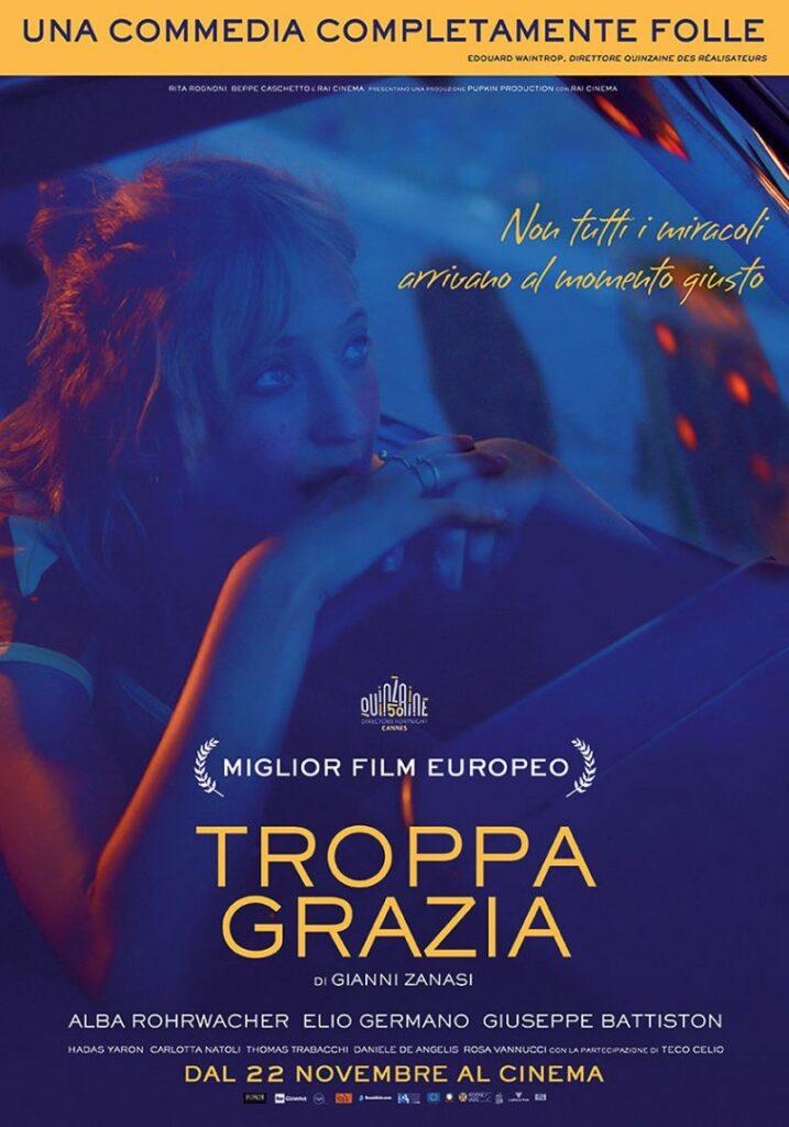 Troppa Grazia poster