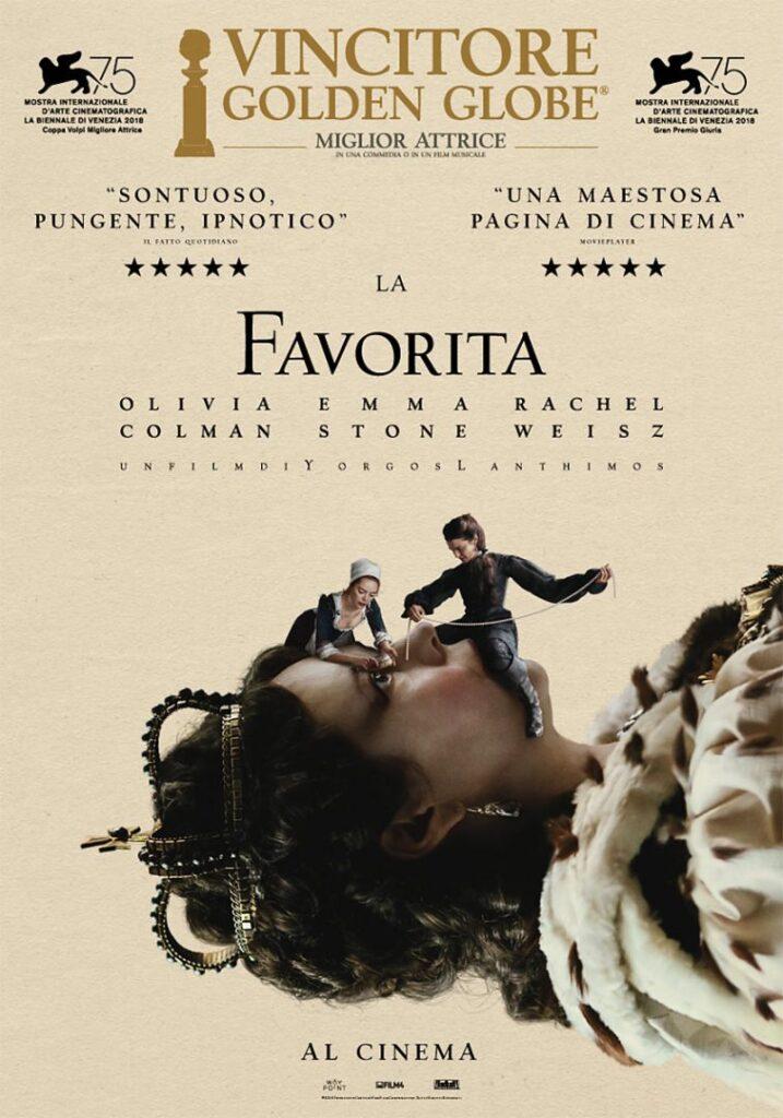 La Favorita poster