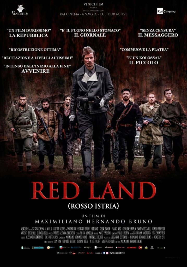 Red Land - Rosso Istria poster