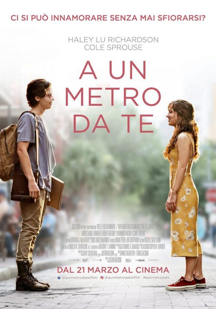 A un Metro da Te poster