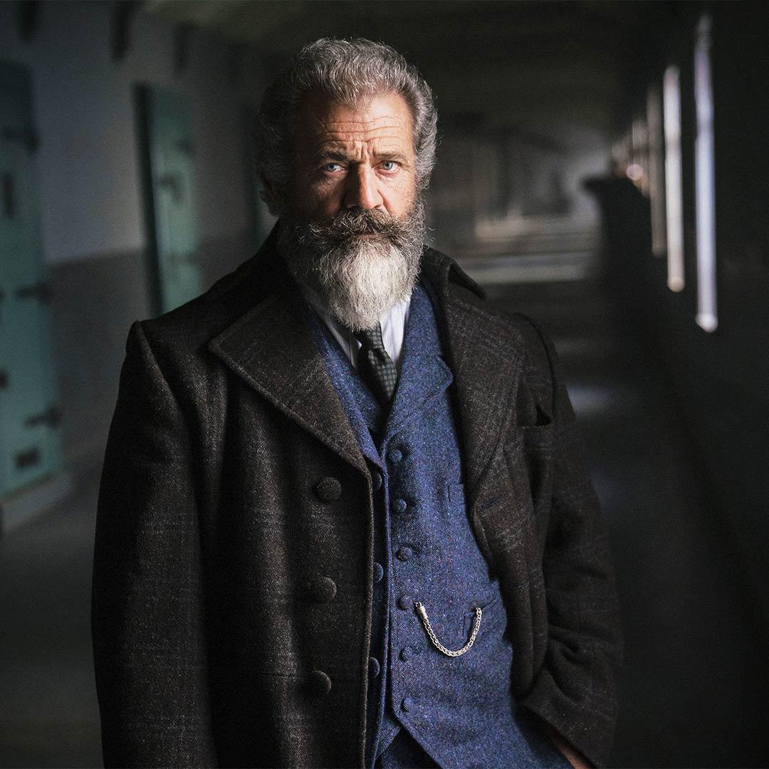 Il Professore e il Pazzo Mel Gibson