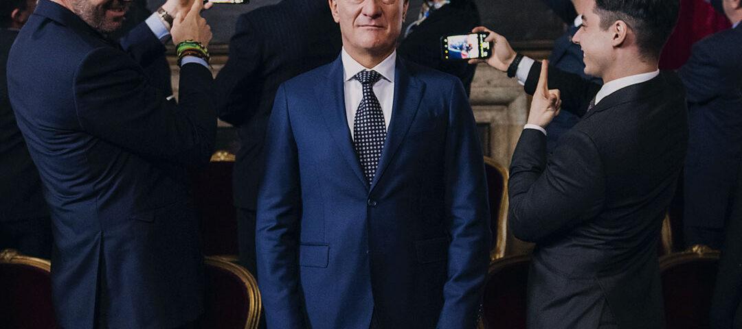 Bentornato Presidente Claudio Bisio