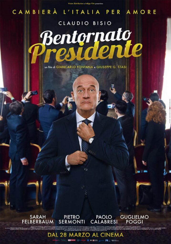 Bentornato Presidente poster