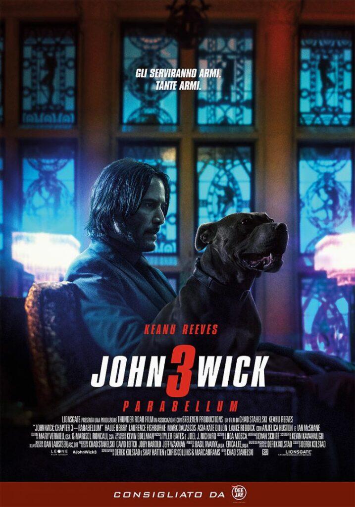 John Wick 3 poster