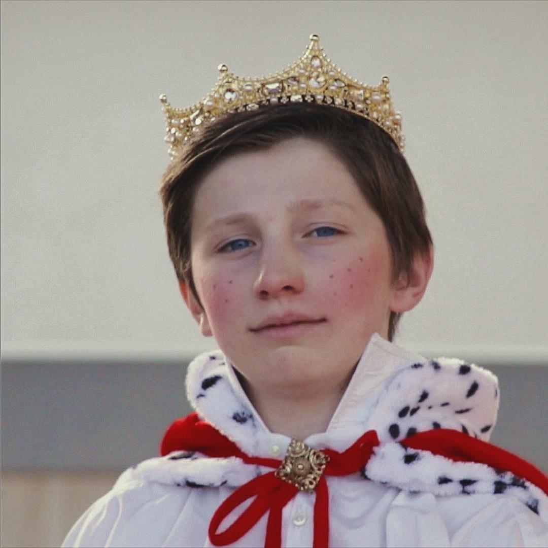 Il Re Bambino