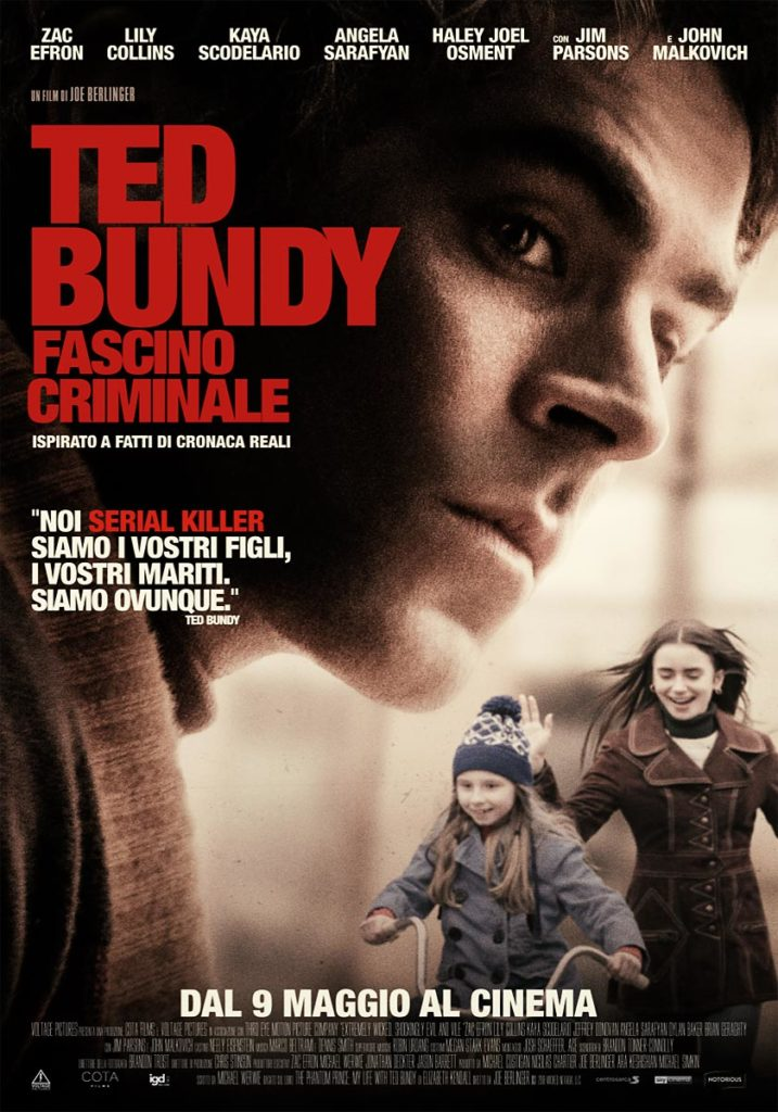 Ted Bundy - Fascino Criminale poster