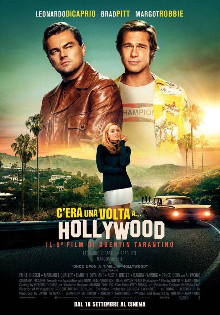 C'Era Una Volta a... Hollywood poster