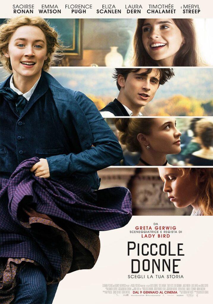 Piccole Donne poster